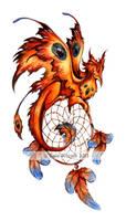 Autumn Dream Dragon
