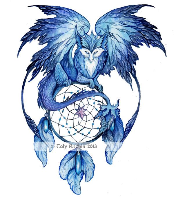 Winter Dream Dragon