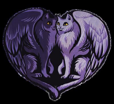 Happy Meowlentine! by TrollGirl