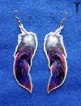 Ravenfeather Earrings