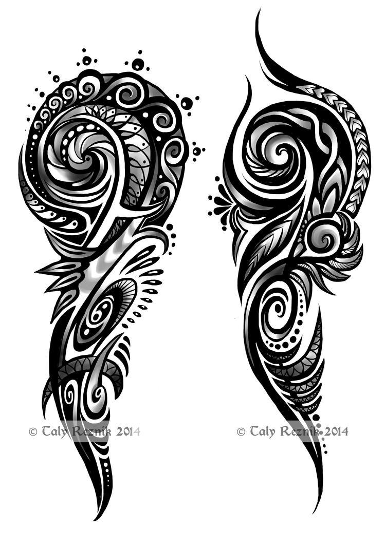 swirls designs