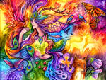 The Colors Of Renewal by TrollGirl