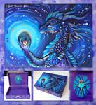 Purple Dragon Treasure Chest