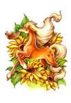 Flower Ponies - Applejack