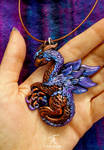 Fairy Dragon Pendant