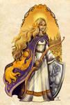 Anagallis Elae Character Design