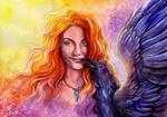 Ravenheart by TrollGirl