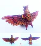 Phoenix by TrollGirl