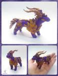Purplegold Dragon