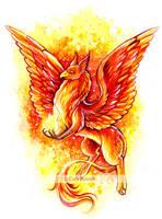 FireGriff by TrollGirl