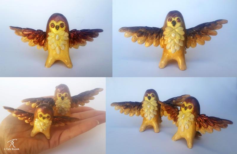 Owlings by TrollGirl