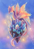 Dawdrake's Egg by TrollGirl