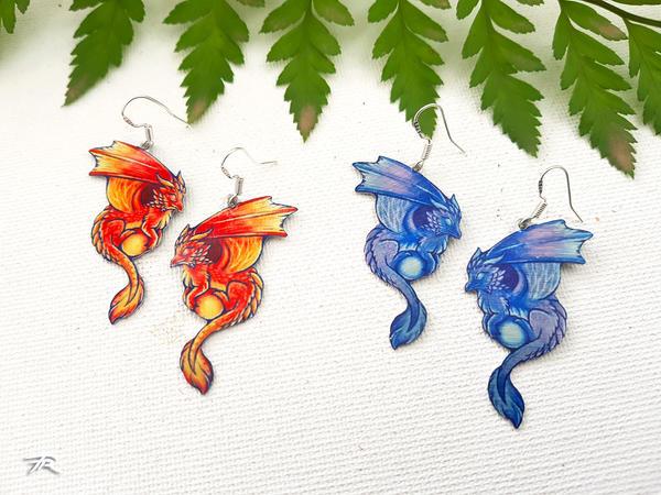 Dragonlings by TrollGirl