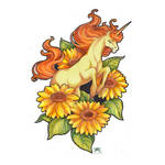 Junicorn -  Sunflower