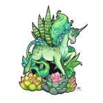 Junicorn - Succulent