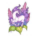 Lilac Unicorn