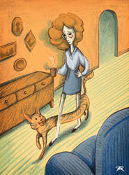The Long and Winding Cat