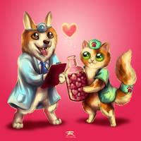 Dogtor and Purramedic