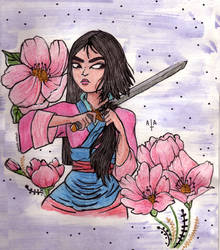 Mulan by Andrea-Annihilation