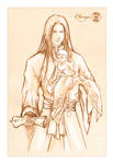 Scayn et Elessia