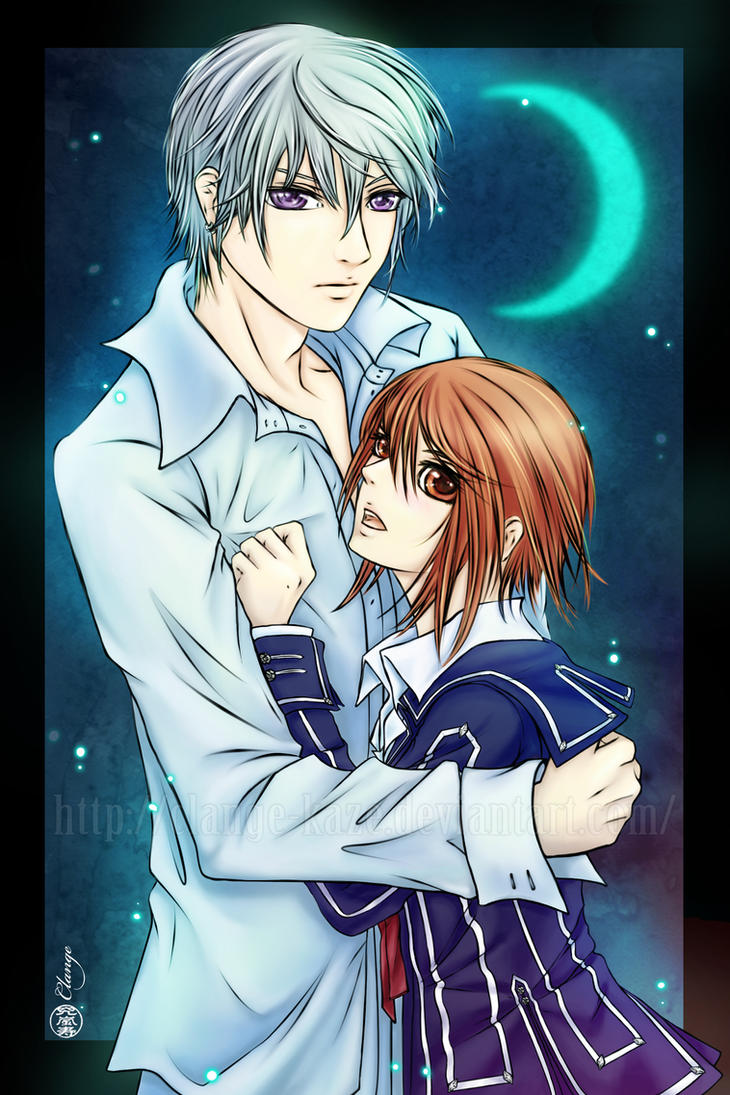 Vampire Knight : Yuki and Zero by Clange-kaze