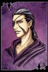 II Xigbar - Organisation XIII by Clange-kaze