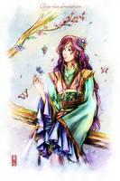 Butterfly by Clange-kaze