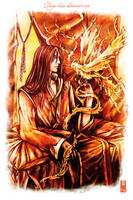 Firall - elementalist by Clange-kaze