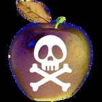 Toxic apple day - halloween