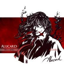 Alucard - Hellsing by Clange-kaze