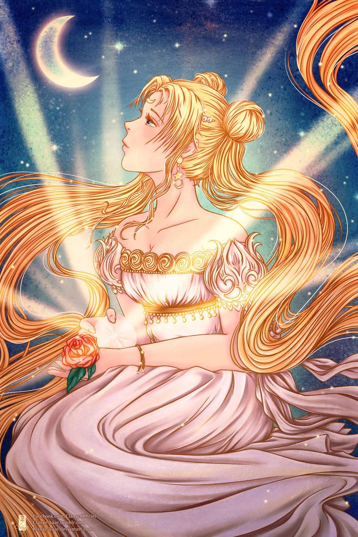 Goddess Moon