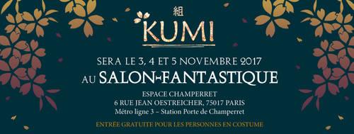 Le Salon Fantastiqu 2017 Novembre by Clange-kaze