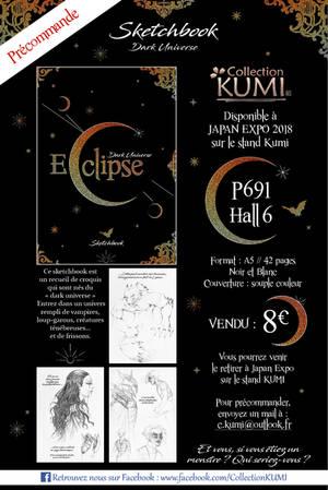 SKETCHBOOK Eclipse - Preorder by Clange-kaze
