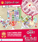 JAPAN EXPO 2019 - Q691 by Clange-kaze