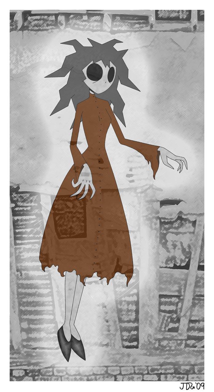 Esmeralda by Azadeth