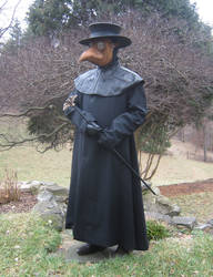 New doctor coat 1 by Azadeth