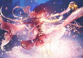 Manipulation Anime Girl VII by LeftDC