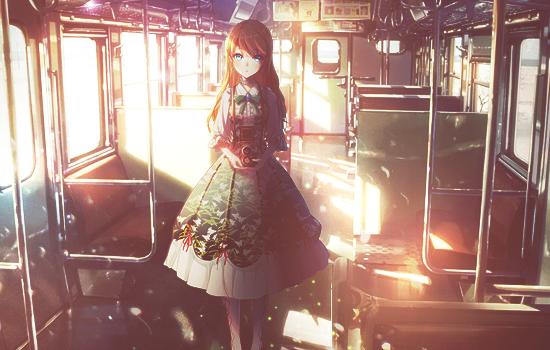 Manipulation Anime Girl XVII by LeftDC