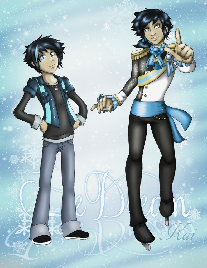 Ice Dream: Kai by MachinegunAngel