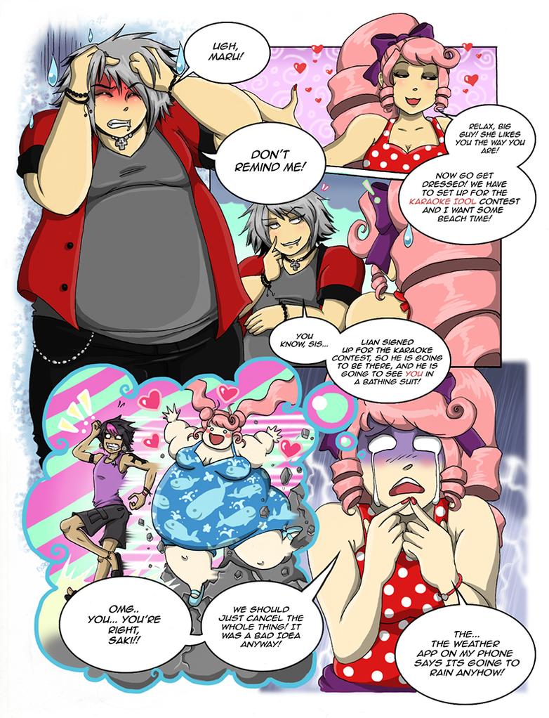 Sweet Dreams Bakery 5-4 by MachinegunAngel