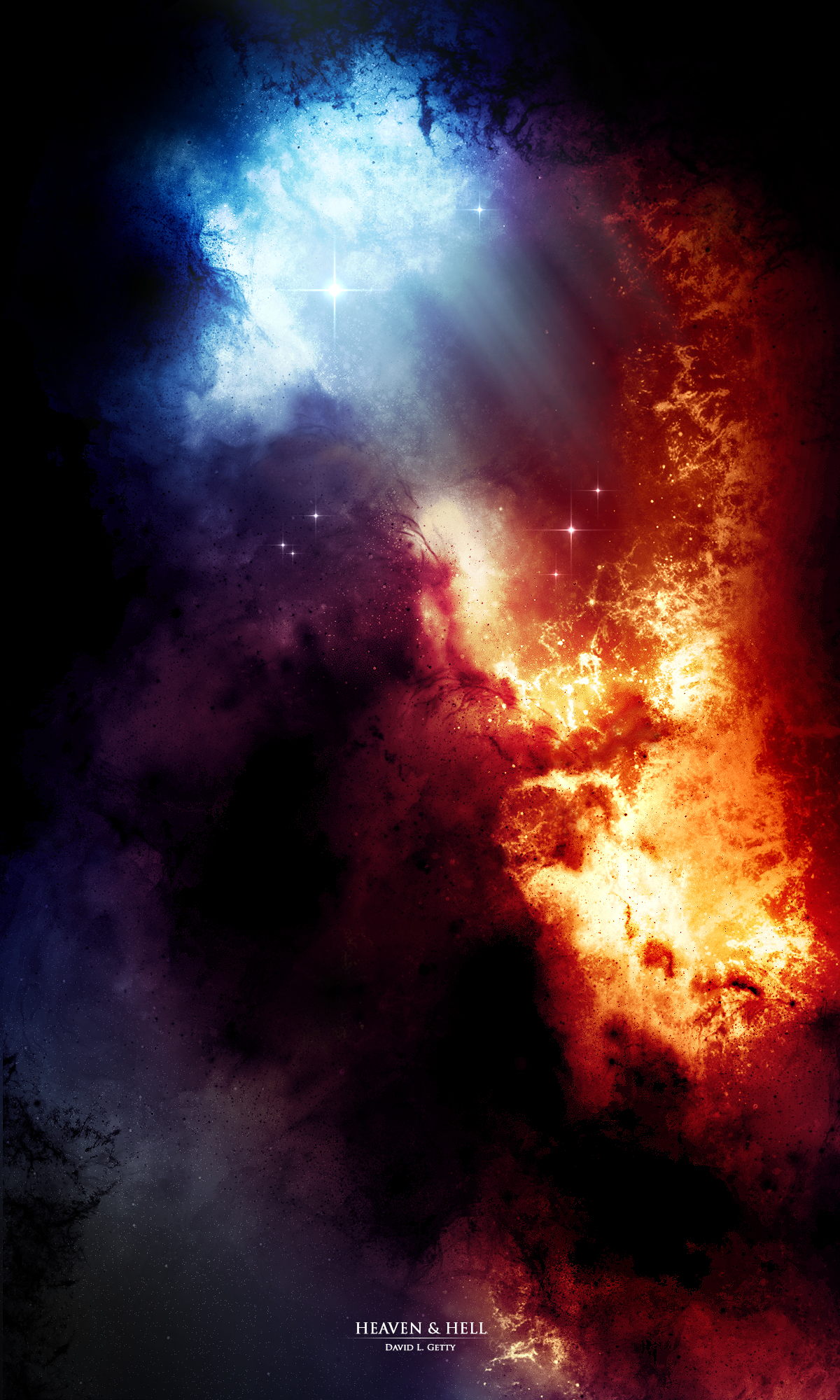 Heaven and hell by redxen on deviantart heaven and hell by redxen heaven and hell by redxen voltagebd Choice Image