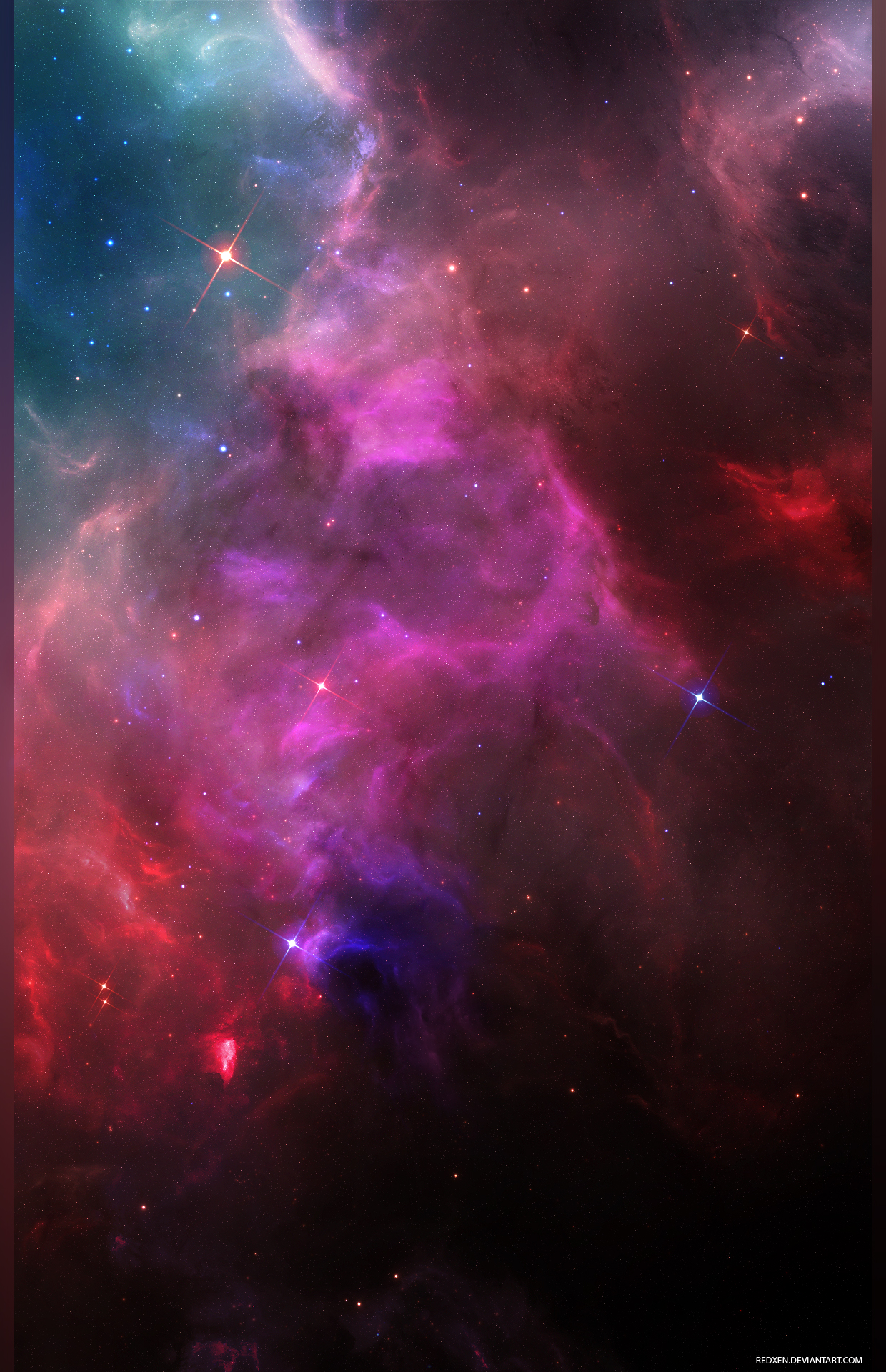 Cosmos X by RedXen