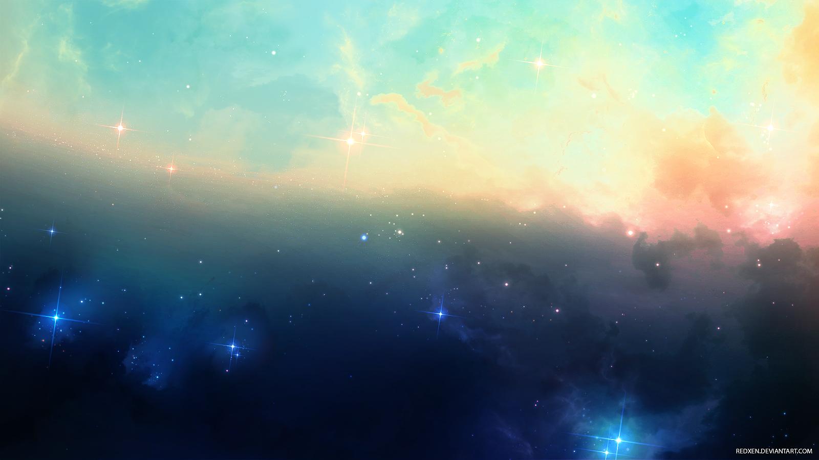 Cosmos XVII by RedXen