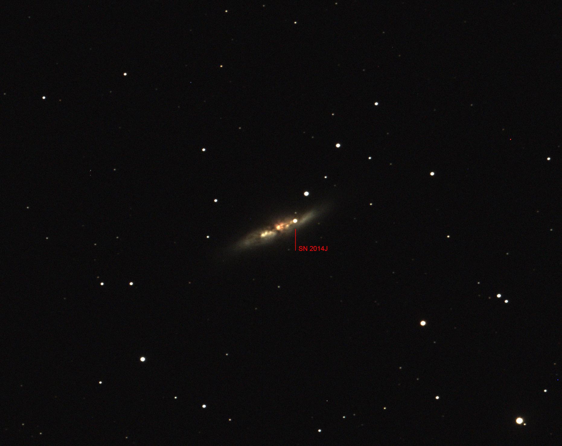 m82 supernova hubble - photo #19