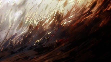 Abstract 1 - Embers by RedXen