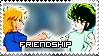 Friendship by Vin3