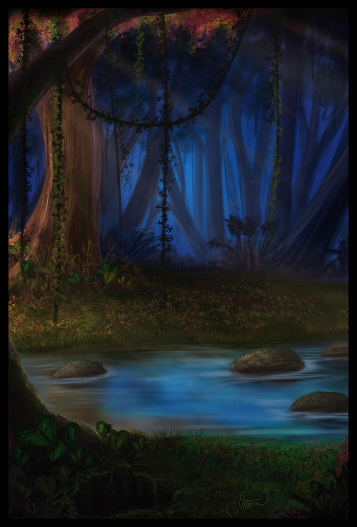 Jungle 03 by shwaaz