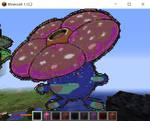 #045-Vileplume Pixel Art by Pat-The-Kitsune