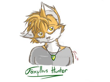 Foxyllius Fanart