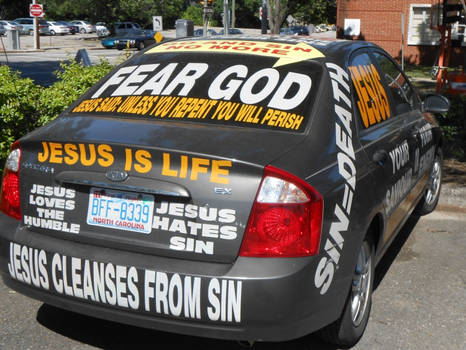 The God Car!